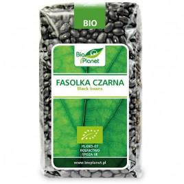 Fasole Neagra Bio 500g Bio Planet
