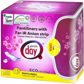 Absorbante cu Banda Far-IR Anion Bio 15buc de 155mm Gentle Day