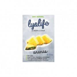 Ananas Liofilizat 30 g Lyolife