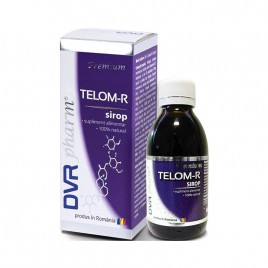 Sirop Telom-R pentru Adulti 150ml DVR Pharm
