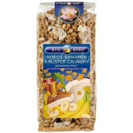 Musli Crocant Cocos Bio 375g Bio King