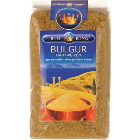 Bulgur Bio 500g Bioking