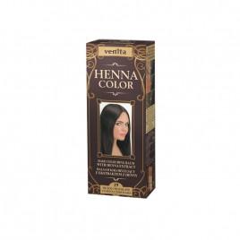 Balsam Colorant Henna Color 19 Ciocolata Neagra 75ml Venita