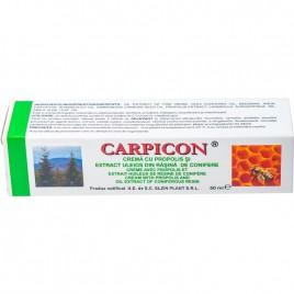 Crema cu Propolis si Extract Uleios din Rasina Carpicon 50ml Elzin Plant