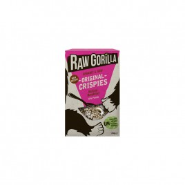 Raw Gorilla Crispies Original Bio 250g Raw Gorilla