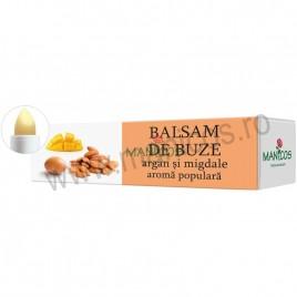 Balsam de Buze cu Ulei de Argan si Migdale 4.8g Manicos