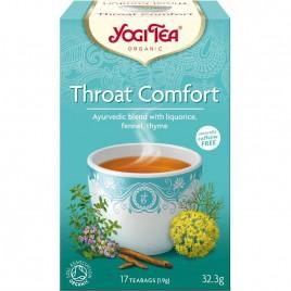 Ceai Throat Comfort - Comfortul Gatului Bio 17dz Yogi Tea