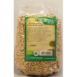 Seminte Iarba Orz Verde Bio 500g Paradisul V