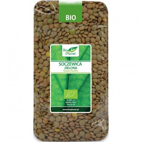 Linte Verde Bio 500g Bio Planet