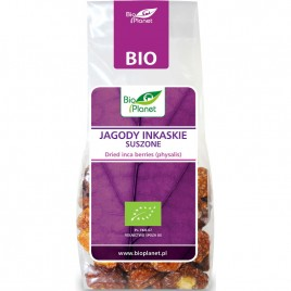 Inca Berries Deshidratate Bio 100g Bio Planet