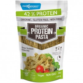 Paste Proteice din Soia Verde Fettuccine Bio 200g Maxsport