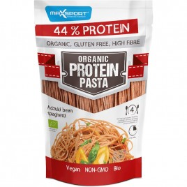 Paste Proteice cu Fasole Adzuki Spaghete Bio 200g Maxsport