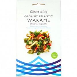 Alga Wakame Bio 25 g Clearspring