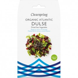 Alge Dulse de Atlantic Bio 25g Clearspring