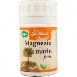 Magneziu Marin Forte 60cps Paradisul Verde