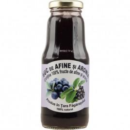 Suc de Afine si Aronia 300ml Bluerey