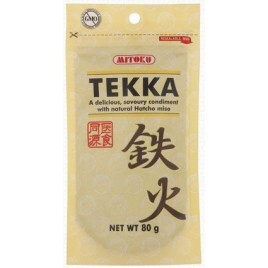 Condiment Miso Tekka 80g Mitoku