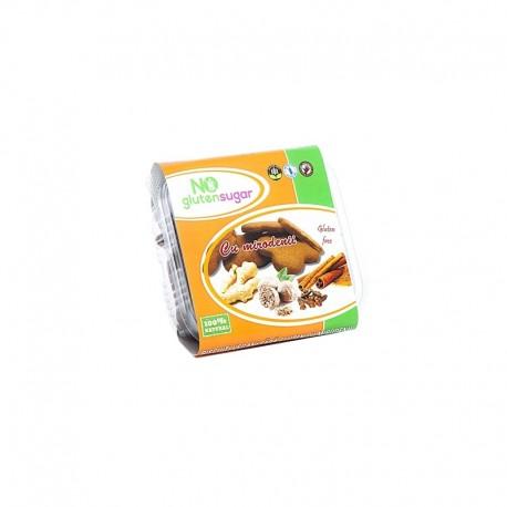 Biscuiti Vegani fara Gluten cu Mirodenii 150g No Gluten Sugar