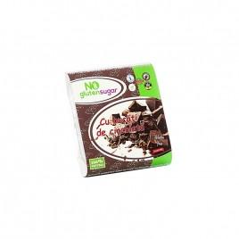 Biscuiti Vegani fara Gluten cu Bucati de Ciocolata 100g No Gluten Sugar