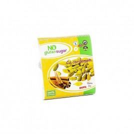 Biscuiti digestivi cu Cardamom 100g No Gluten Sugar