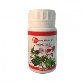 Capsule Hepato Bil 90 cps Natura Plant
