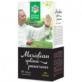Tinctura Meridian Splina-Pancreas 100ml Steaua Divina