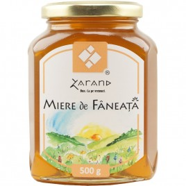 Miere de Faneata 500 g Zarand