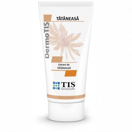 DermoTis Crema cu Extract de Tataneasa 50ml Tis Farmaceutic