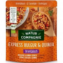 Express Bulgur & Quinoa Oriental Bio 250g Natur Compagnie