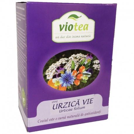 Ceai din frunze - Urzica Vie 50g Viotea