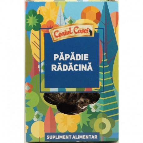 Ceai Papadie Radacina 50g Ceaiul Casei