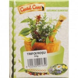 Ceai din Plante - Trifoi Rosu 50g Ceaiul Casei