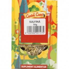 Ceai din Plante - Sulfina 50g Ceaiul Casei