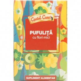 Ceai Pufulita Fl.Mici 50g Ceaiul Casei