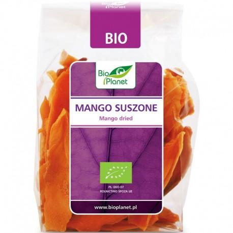 Mango Deshidratat Bio 100g Bio Planet