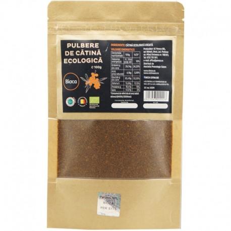 Pulbere de Catina Bio 100 g Bioca