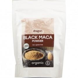 Pudra de Maca Neagra Bio 100g Dragon Superfoods