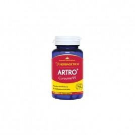 Capsule Artro + Curcumin95 60cps Herbagetica