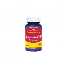 Capsule Curcumin95 + C3 Complex 60cps Herbagetica