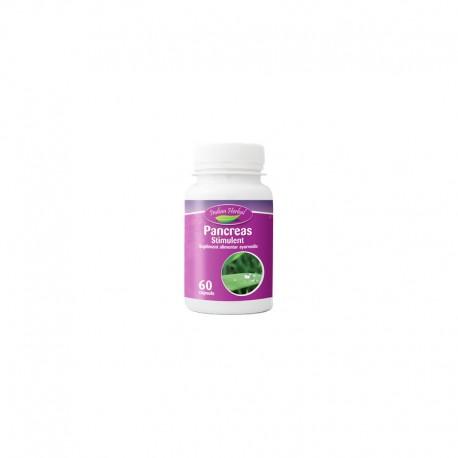 Capsule Pancreas Stimulent 60cps Indian Herbal