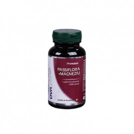 Passiflora-Magneziu 60cps Dvr Pharm
