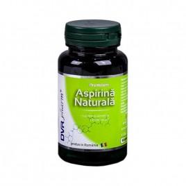 Capsule Aspirina Naturala 60cps Dvr Pharm