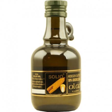 Ulei Germeni Porumb Presat La Rece - 250ml Solio