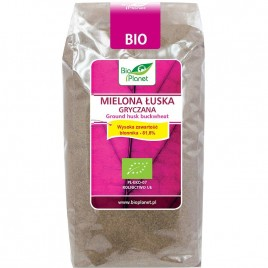 Tarate de Hrisca Macinate Bio 400g Bio Planet