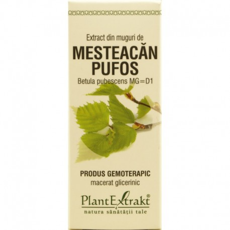 Extract Gemoterapeutic Mesteacan Pufos Mug.50ml Pl