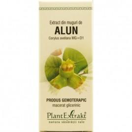 Produs Gemoterapic – Muguri de Alun 50ml Plantextrakt
