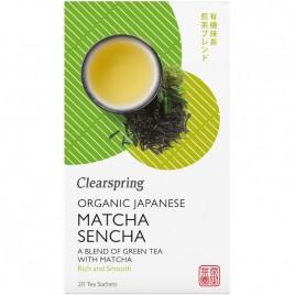Ceai Matcha Sencha Bio 20dz Clearspring