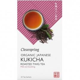 Ceai Verde Japonez Kukicha Bio 20dz Clearspring
