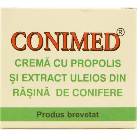 Conimed Crema cu Propolis 50ml Elzin Plant