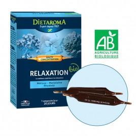Fiole Buvabile Relaxare, Eco 1fiola x 10ml Dietaroma